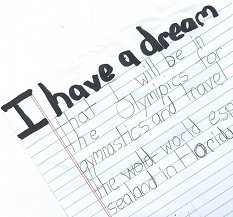 I have a dream 350x275 px