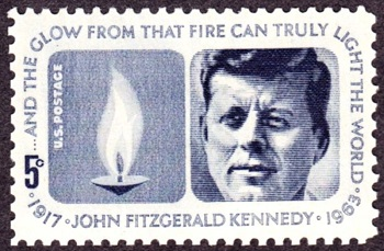 350x229 John_F_Kennedy_1964_Issue-5c